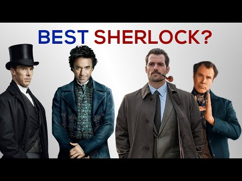 Who is the Best Sherlock Holmes?