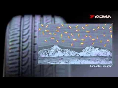 Yokohama Orange Oil Tyre Technology Explained