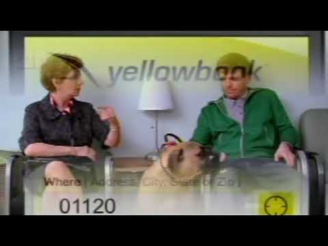 yellowbook - This is a funny commercial. Yellowbook Commercial Dog Eats Bird.