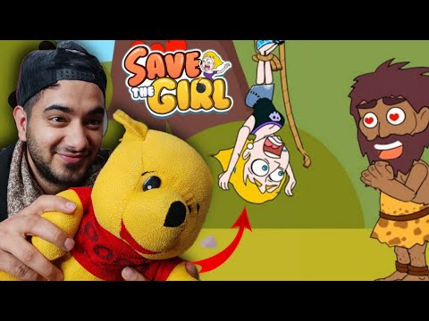 My Teddy helped me to Save The Girl