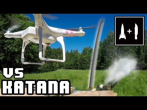 Taking Out Drones with a Rocket Powered Sword