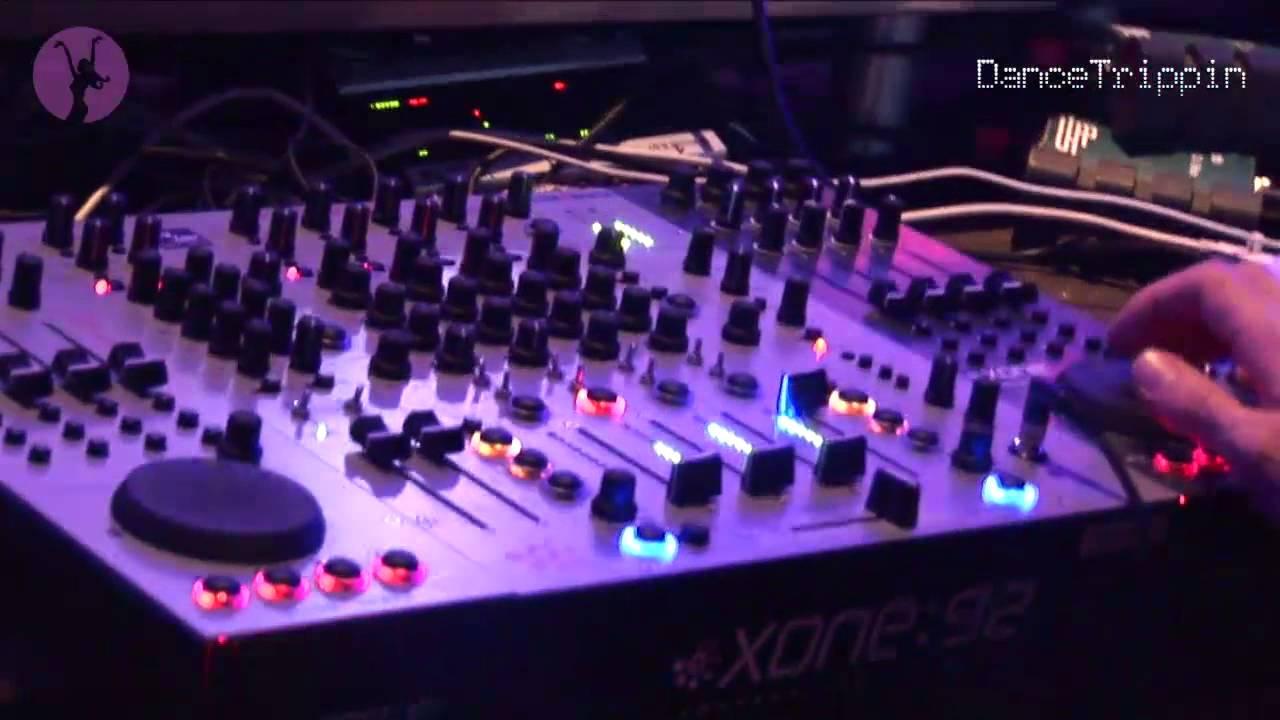 Chris Liebing - Live @ Time Warp Festival 2012