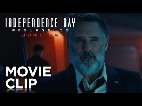 Independence Day: Resurgence (Clip 'Why Are They Screaming?')