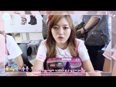 [HEAVENLYSUBS] 140724 Angels Cam #28 - AOA Short Hair Fan Signing Event 2 (видео)