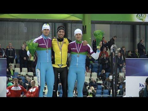 Thomas Krol en Stefan Groothuis op podium 1500 meter