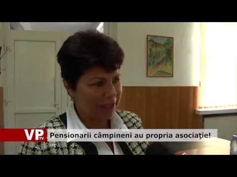 Pensionarii câmpineni au propria asociaţie!