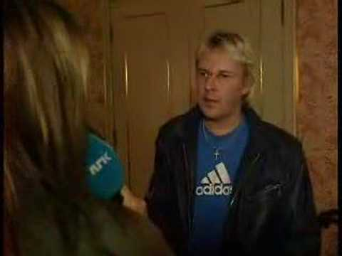 nykänen - The former ski jumping champion Matti Nykänen appears very drunk in a Norwegian television interview. Poor Jasper Pääkkönen, a Finnish actor, who plays Matti...