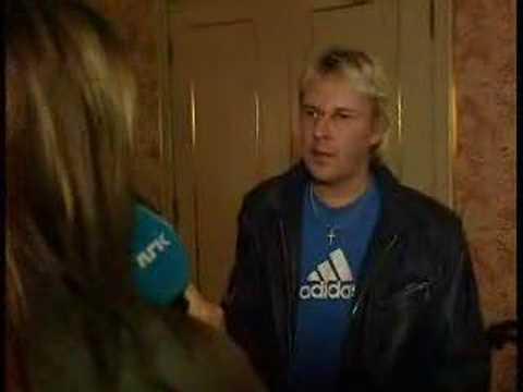 Matti Nykänen on Norwegian TV tekijä: kameleontti