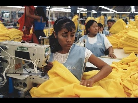 Sweatshops  Hell in America