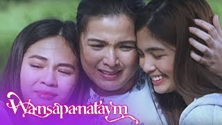 Video Wansapanataym: Jasmin and Daisy reunited with their mother MP3, 3GP, MP4, WEBM, AVI, FLV Januari 2018
