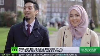 Video Islam fastest growing religion in UK as churches decline MP3, 3GP, MP4, WEBM, AVI, FLV Desember 2018