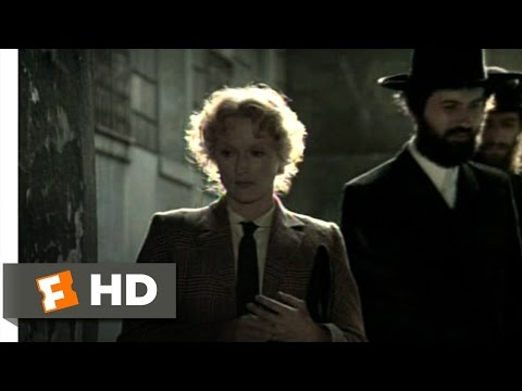 Sophie's Choice (4/10) Movie CLIP - Extermination (1982) HD