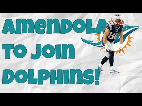 Danny Amendola to Sign with Dolphins! Can he be as productive in Miami?