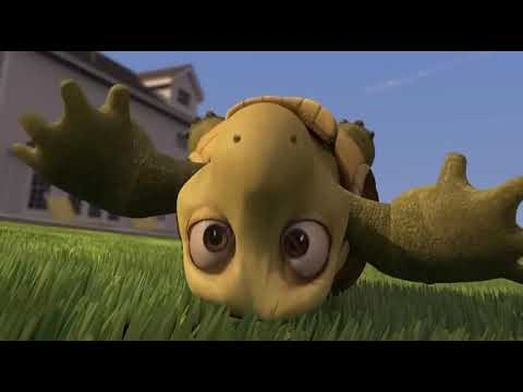 Changes In Environment: Scene From Over The Hedge