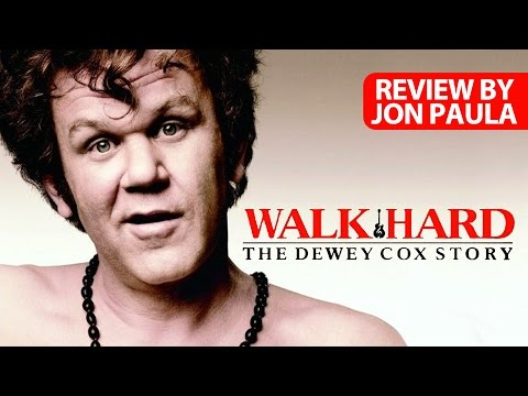 Walk Hard: The Dewey Cox Story -- Movie Review #JPMN
