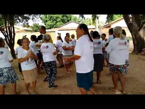 Capoterapia em Arinos, Dalua na turma de Mestrando Cobaya