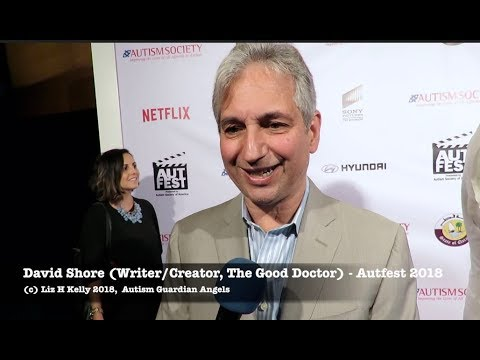 The Good Doctor Writer Creator David Shore shares inspiration at Autfest 2018