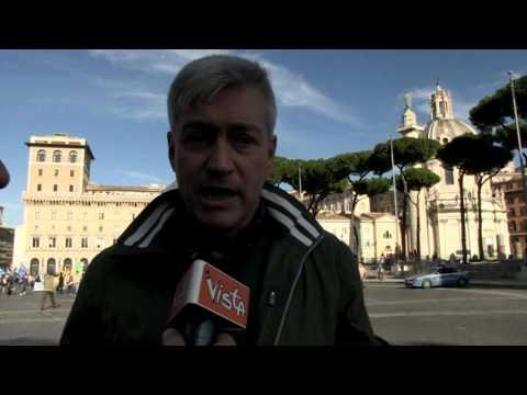 Marcia per la Terra. Pierluigi Sassi Earth Day Italia: popolo si unisce alla voce di Papa Francesco