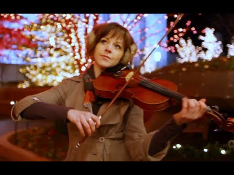 silent - This song is made up of 3 violin parts and three vocal tracks. I did the vocals and the violin myself. Download this song: http://lindseystirling.mybigcommer...