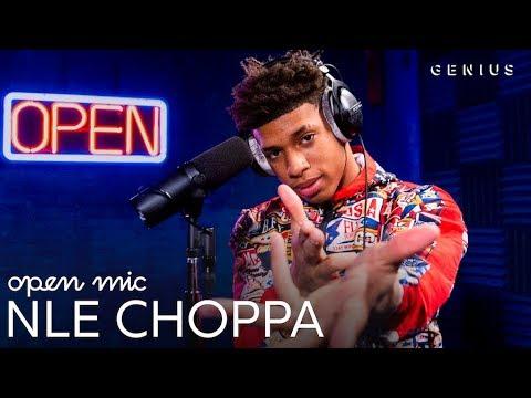 "NLE Choppa ""Shotta Flow"" (Live Performance) | Open Mic"
