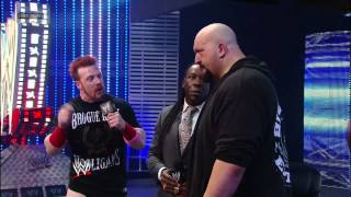 Booker T presents a Brogue Kick vs. KO Punch Contest: SmackDown, Oct. 12, 2012