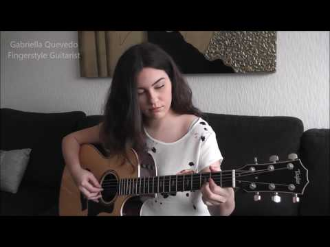 "The Beatles  ""Blackbird"" Cover by Gabriella Quevedo"