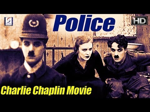 Police 1916 - Charlie Chaplin Movie - HD