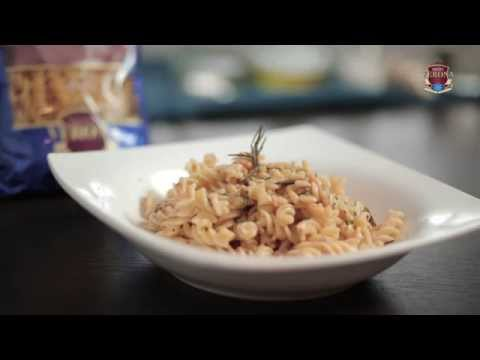 Video - Receta de Tornillos con salsa de nuez