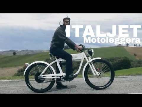 ITALJET Motoleggera