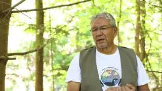 As told by Norm Wesley, my father and a member of Moose Cree First Nation.