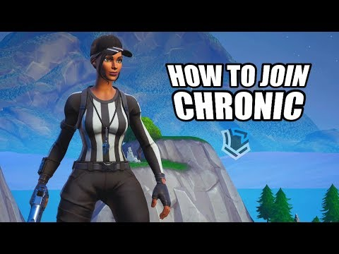 Download If You Want To Join Chronic Use These Fortnite Controller