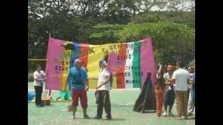 Olimpiadas organizadas por Produbanco, en La Garza Roja, Nobol.