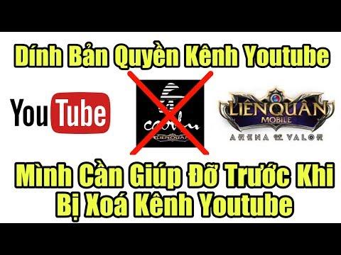 [Gcaothu] Kênh Youtube dính bản quyền - Mình cần giúp đỡ trước khi bị xóa mất kênh - Thời lượng: 14:05.