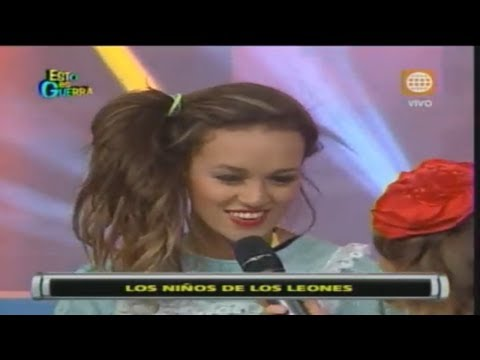 Esto es Guerra: Los niñitos del equipo de Los Leones - 01/05/2013
