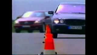 Mercedes-Benz Active Body Control - ABC