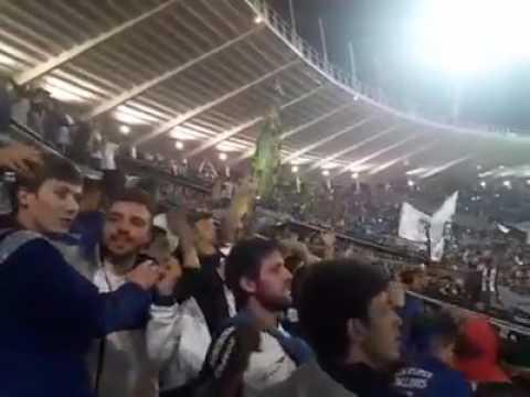 Hinchada De Talleres Desde La Popular// Talleres vs Godoy Cruz - La Fiel - Talleres - Argentina - América del Sur