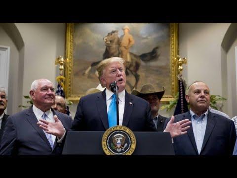 USA: Präsident Trump will keine weiteren Truppen in d ...