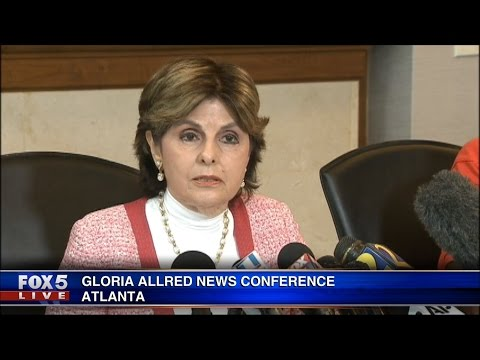 Conference - Los Angeles-based attorney Gloria Allred has called an afternoon news conference in Atlanta to discuss what she calls