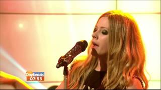 Video Avril Lavigne - Here's to Never Growing Up @ Live at Daybreak (UK) 12/07/2013 MP3, 3GP, MP4, WEBM, AVI, FLV Agustus 2018