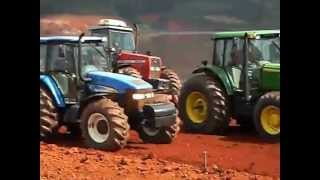 John Deere  X  Massey Ferguson  X New holland