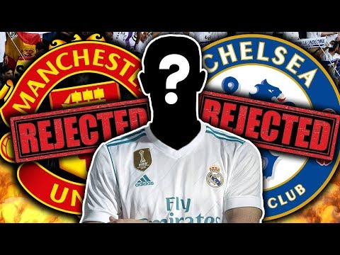 Video: Real Madrid Star REJECTS Premier League Giants For New Contract! | Transfer Talk