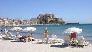 Lumio France  city pictures gallery : France Corse découverte de la citadelle et vieille ville de Calvi