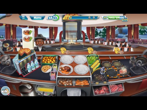 Cooking Fever Level 40th Of All Restaurants 20190113
