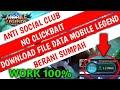 Download Lagu DOWNLOAD FILE DATA ML CUMA 3 MENIT? | MOBILE LEGENDS Mp3 Free