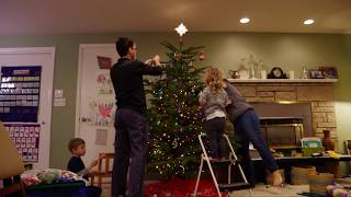 Christmas Tree Timelapse 2015