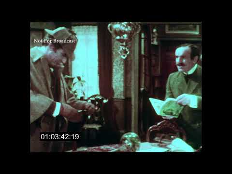 Private Life of Sherlock Holmes Production Short (1970)