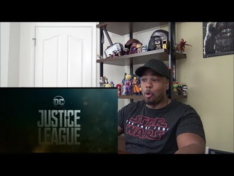 Justice League - Coming - REACTION!!!