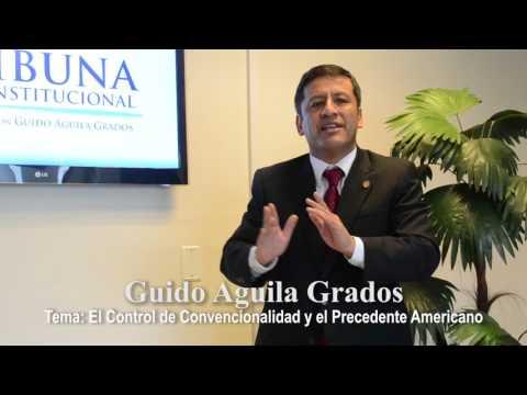 Programa 17 - Control de convencionalidad - Tribuna Constitucional - Guido Aguila
