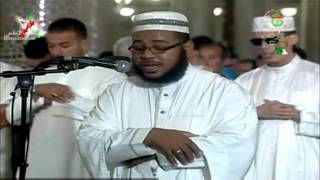 2012-1433 Night 4 Taraweeh in Algeria Very Beautiful Recitation  تلاوة جميلة