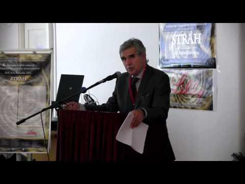 doc. dr. sc. Križo Katinić-Egzistencijalni pristup strahu